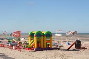 Club de plage le Touquet