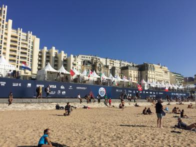 biarritz coupe du monde de surf 2