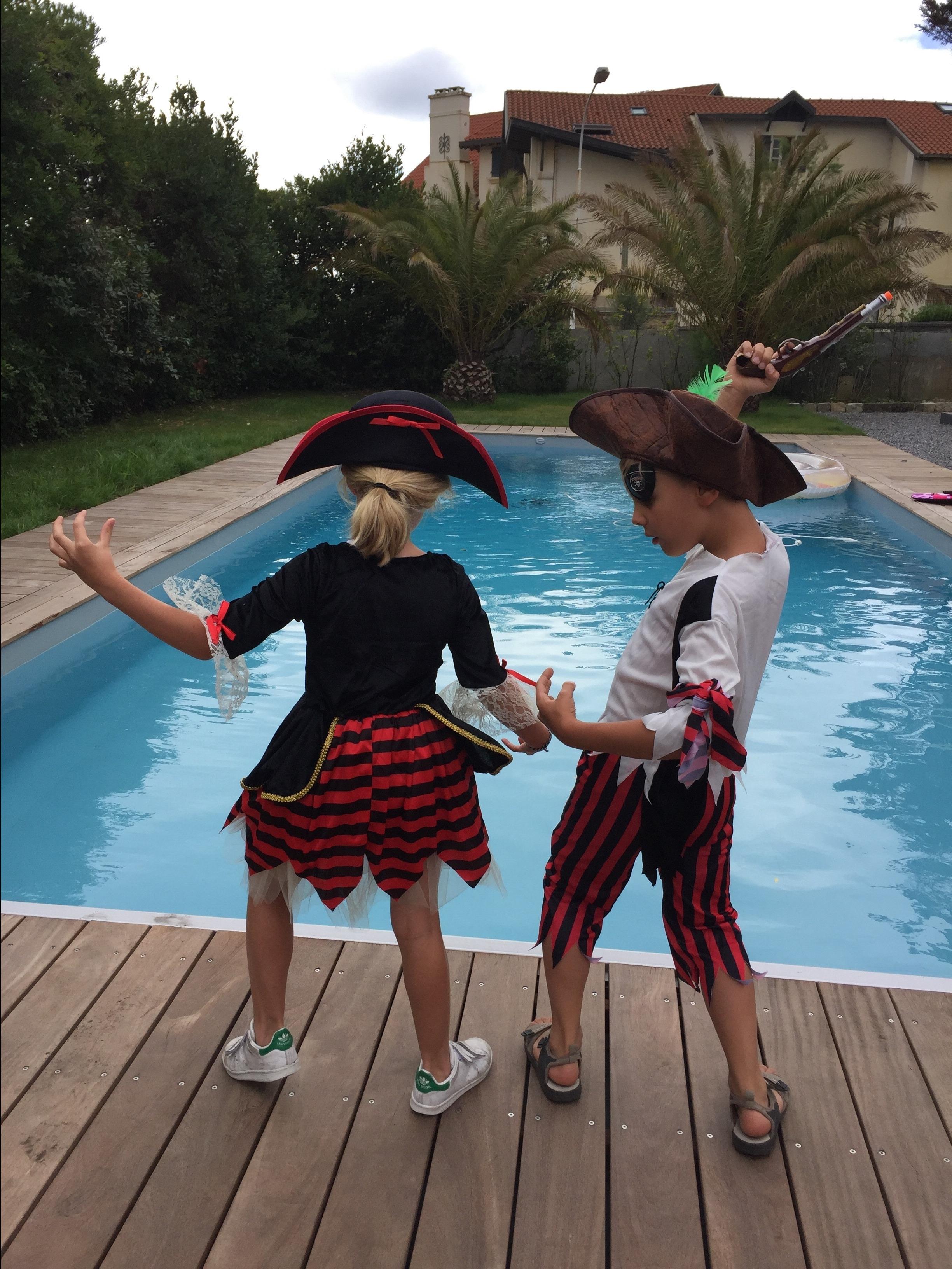 jeunes pirates